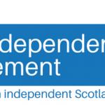 Aberdeen Independence Movement Banner