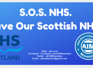 Save our Scottish NHS